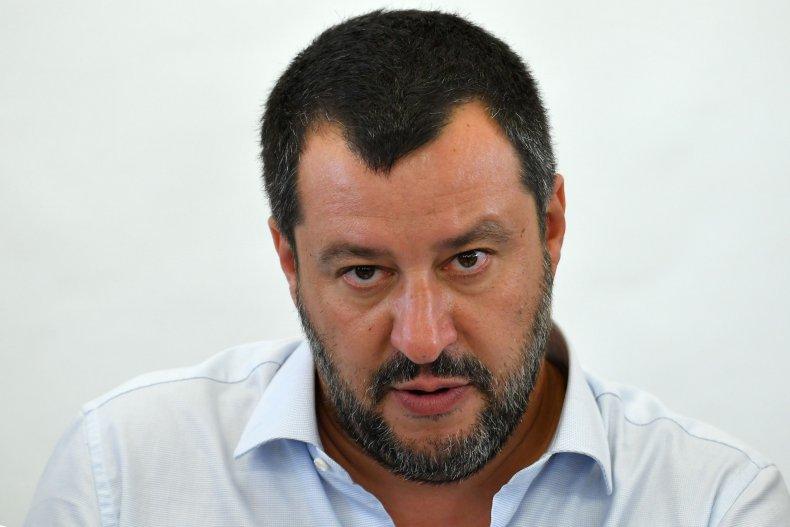 Matteo Salvini Italy Russia oil money