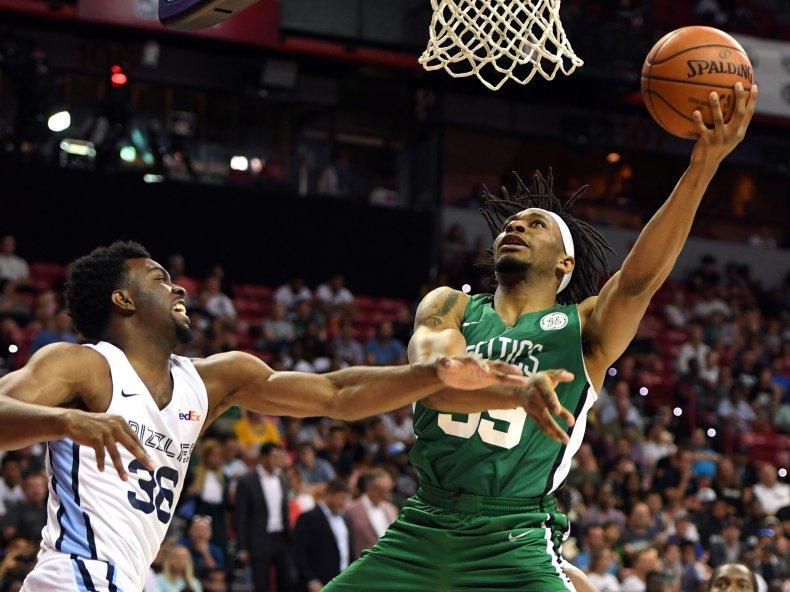 NBA Summer League, Boston Celtics