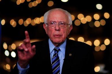 bernie sanders post democratic debate