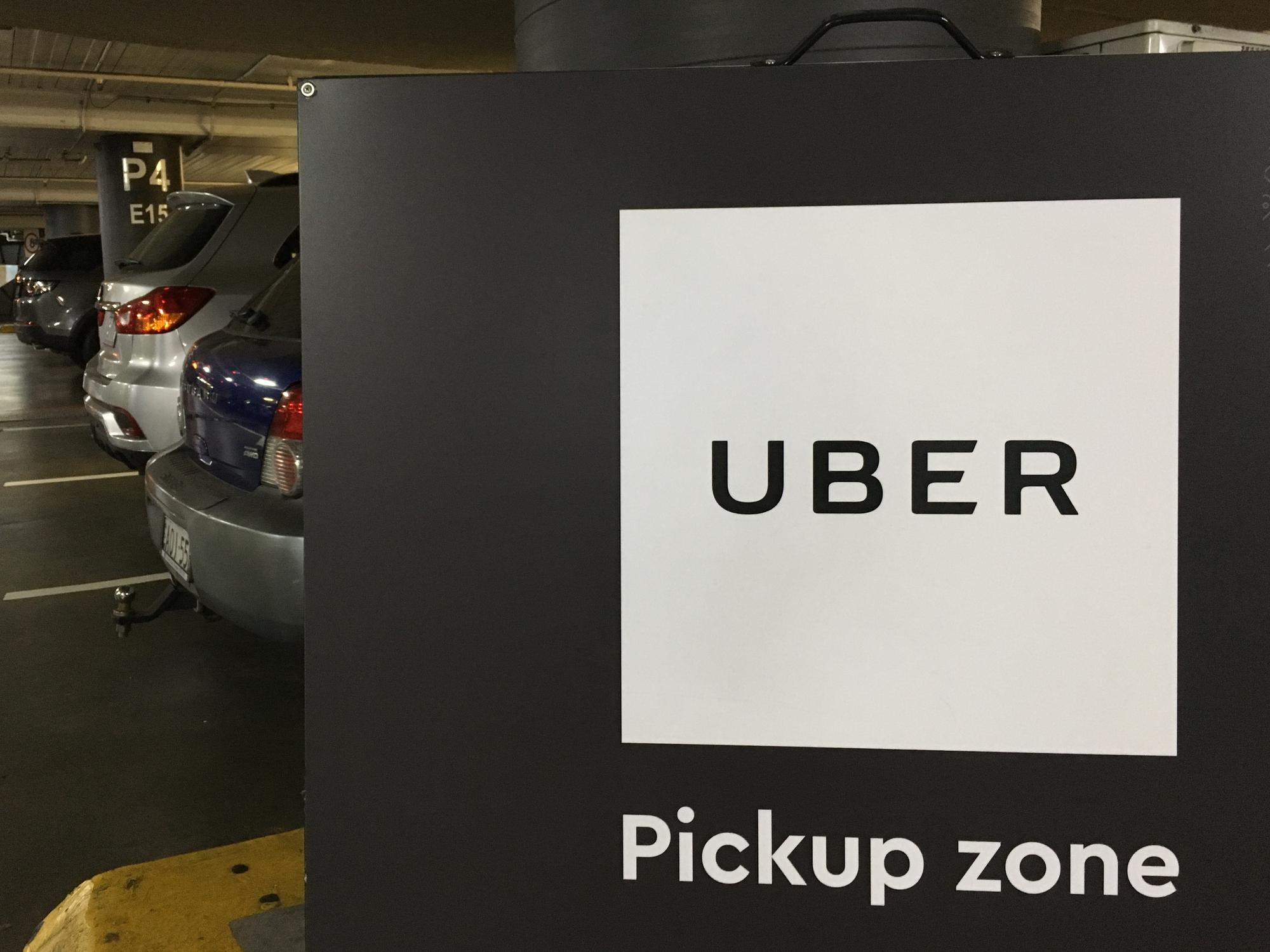 Uber Drivers Latest Headache: Becoming Unwitting Getaway