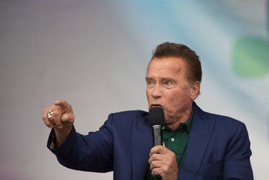 rnold Schwarzenegger