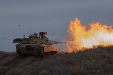 us military abrams tank