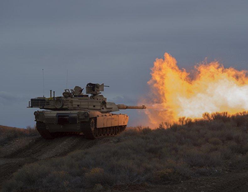us military abrams tank