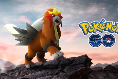 pokemon go shiny entei start time raid