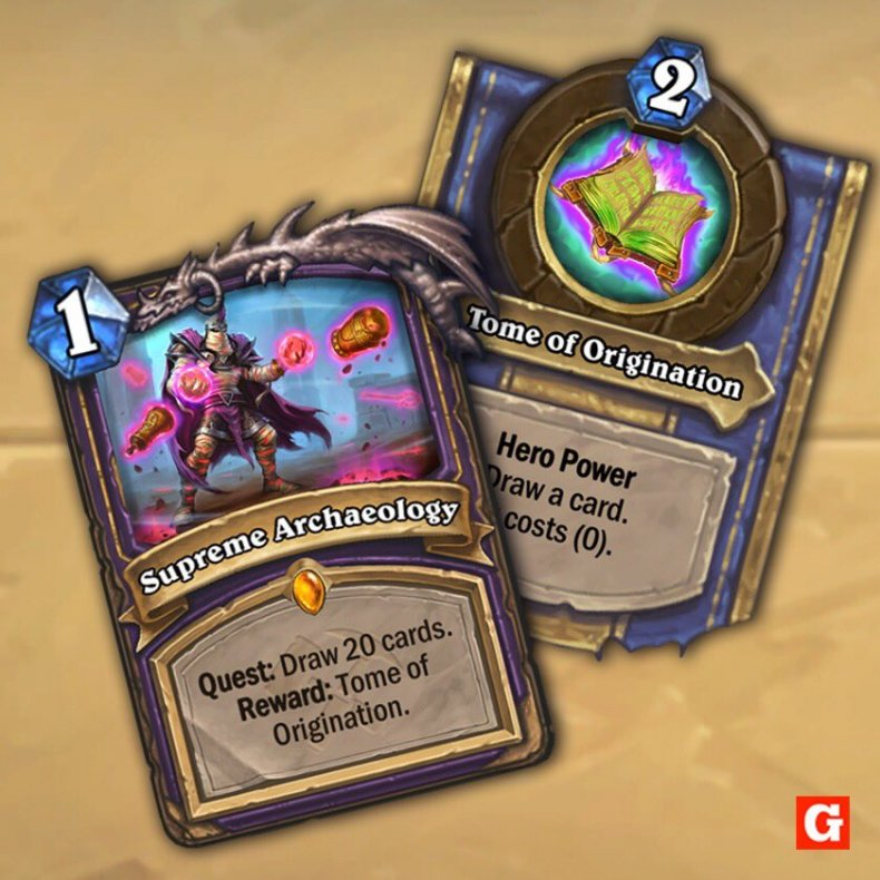 how hearthstone developers gave saviors of uldum an identity how hearthstone developers gave
