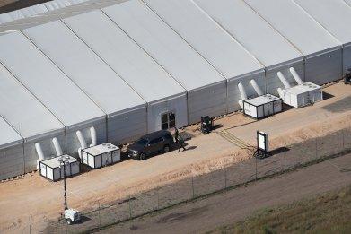 Immigrants Surge Across Border