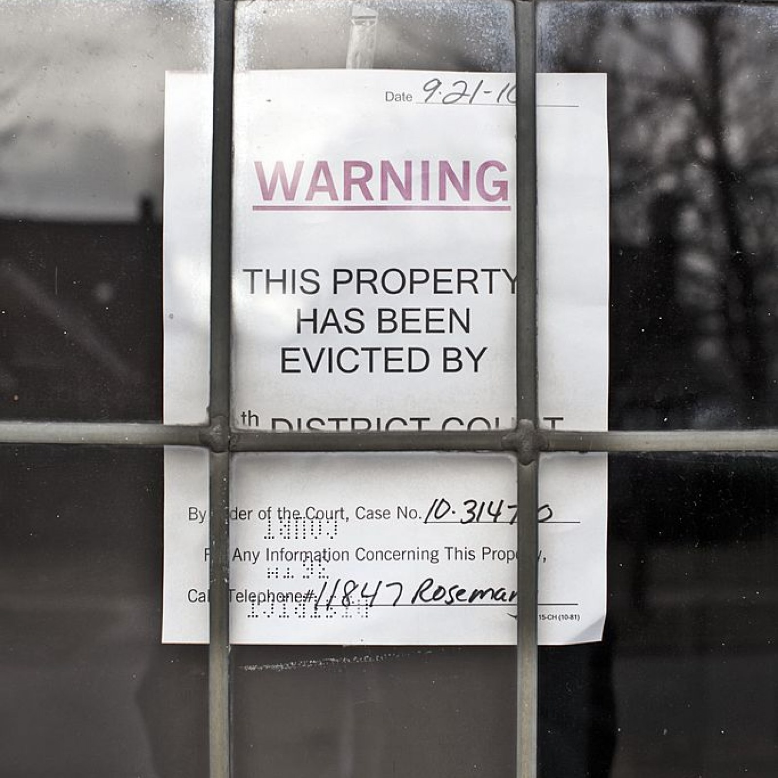 Disabled Air Force Veteran Facing Eviction After Home Was Sold Due