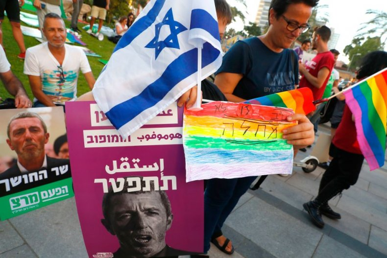 conversion therapy israel gay