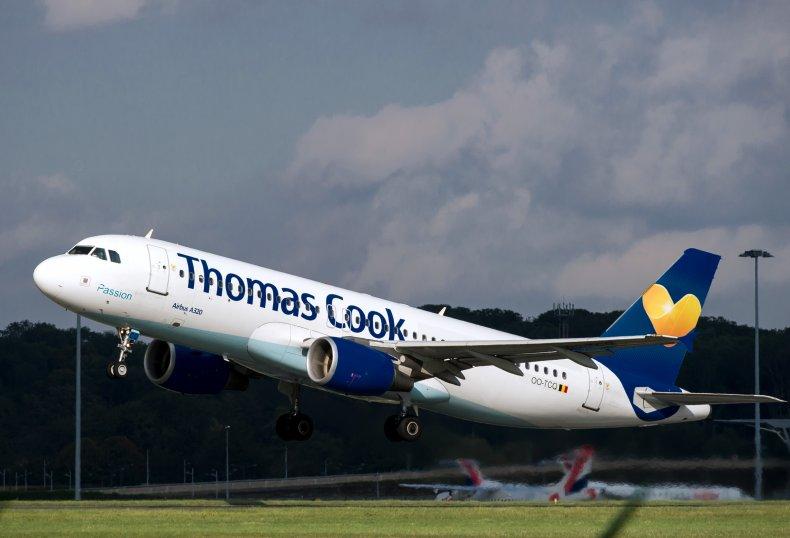 flight, Thomas Cook, racist, crazy, passenger