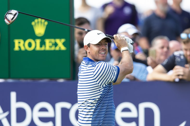 Rory McIlroy, The Open Championship