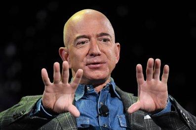 Amazon Founder and CEO Jeff Bezos