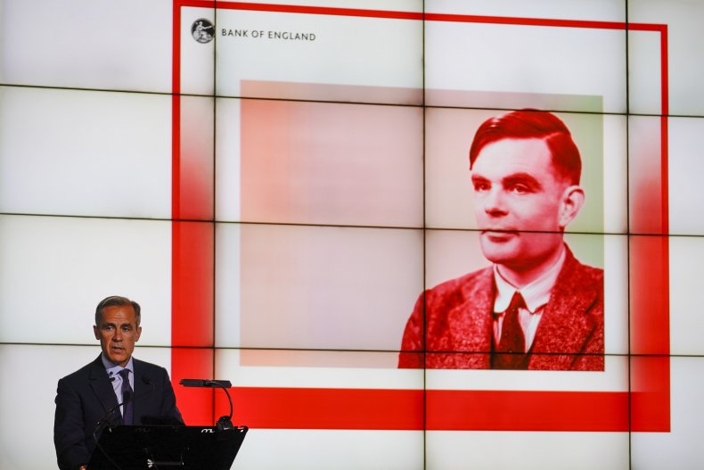 Who Is Alan Turing? Mathematician Who Solved 'Unbreakable' Nazi Code Will be Face of £50 Note