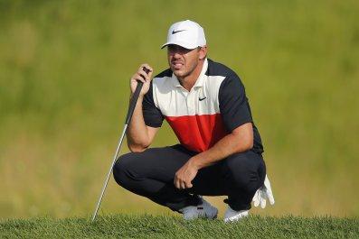 Brooks Koepka, The Open Championship