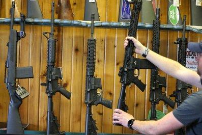 rifles, Italy, guns, weapons, neo-nazi, seized