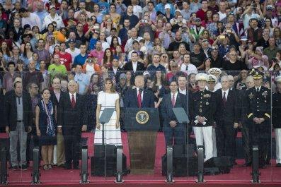 trump-fourth-july