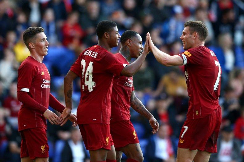 Liverpool, James Milner