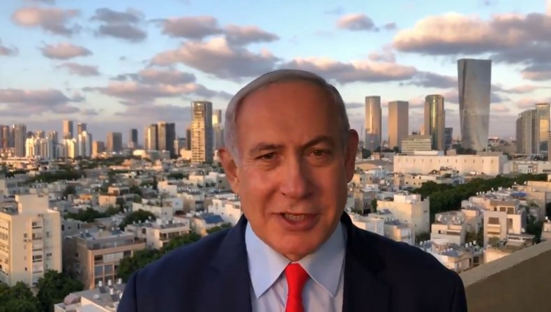 israel benjamin netanyahu europe iran