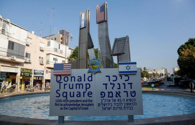 Donald Trump Square