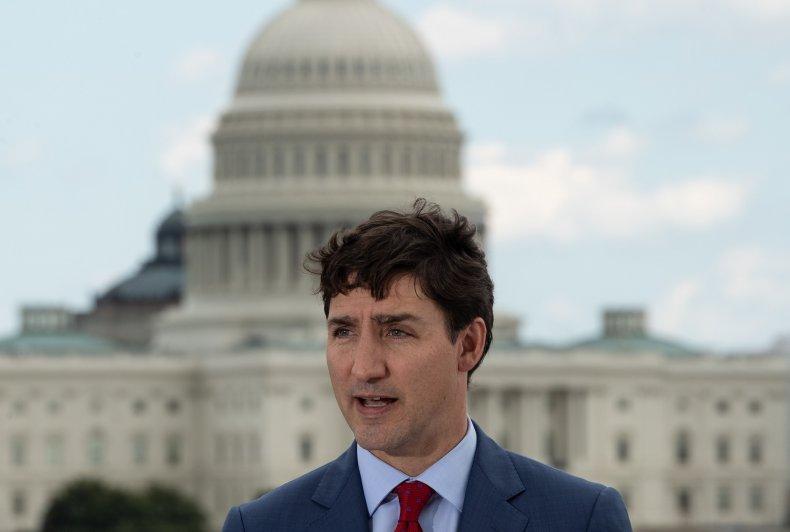 Justin Trudeau Canada Donald Trump tweets Twitter