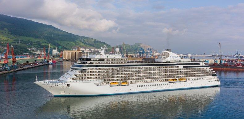 Cruise Ship, Passport