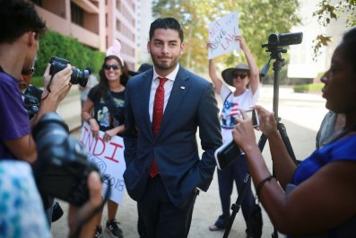 Ammar Campa-Najjar changes position grandfather