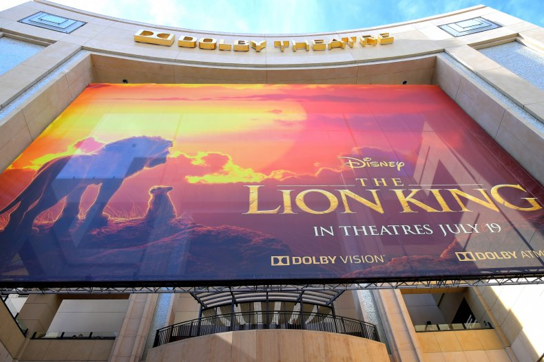 lion king premiere release box office