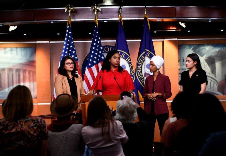 Progressive Democratic Congresswomen