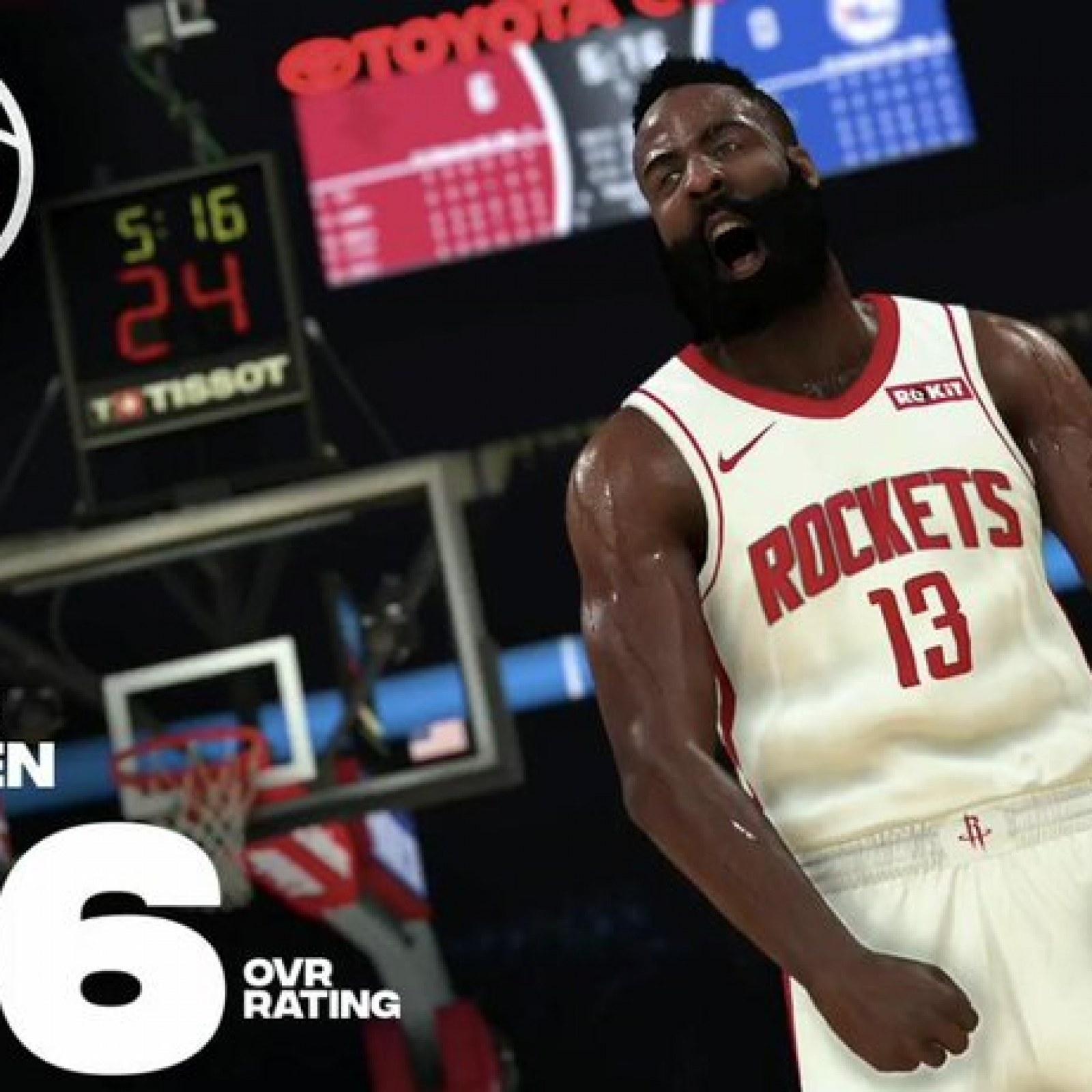 NBA 2K20' Player Ratings List: LeBron James, Joe Harris & More
