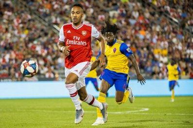 Pierre-Emerick Aubameyang, Arsenal
