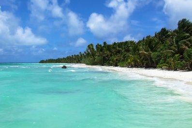 Marshall Islands, Arno Atoll,