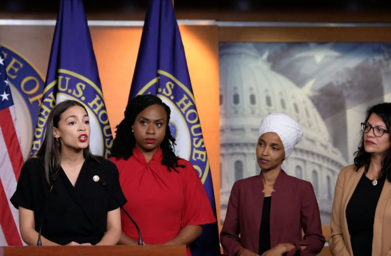 Progressive Democratic Congresswomen
