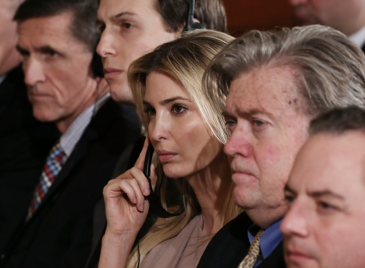 Ivanka Trump, Jared Kushner and Every Trump Administration Official Accused of Using Personal Email for Work