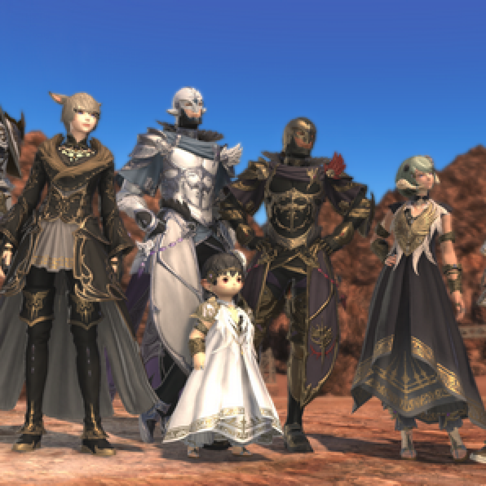 FFXIV' 5 01 Patch Notes: First Shadowbringers Update Adds New Quests