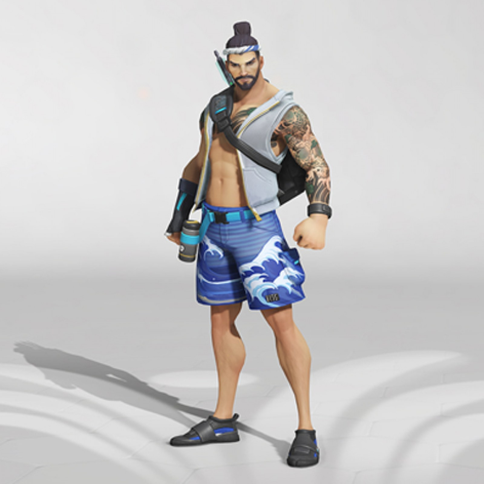 Overwatch' 2019 Summer Games Skins: Completely Weekly