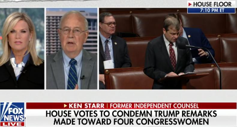 ken starr impeachment fox news