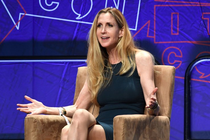 Ann Coulter Blames Euthanization of Bear That Ate Man Who Overdosed on Meth on Lack of Border Wall