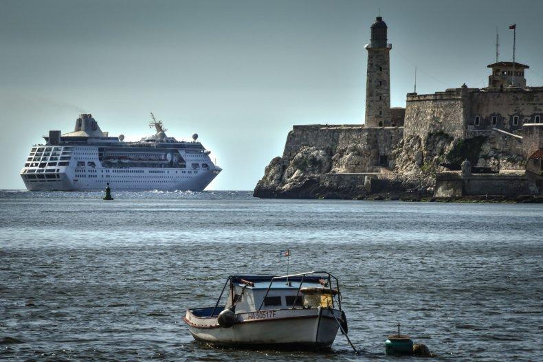 Royal Caribbean Empress Seas cruise ship