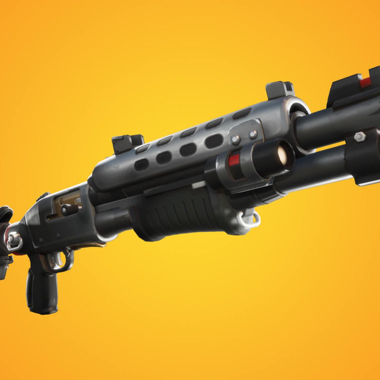 Fortnite' Update 9 40 Adds New Tactical Shotgun, Nerfs