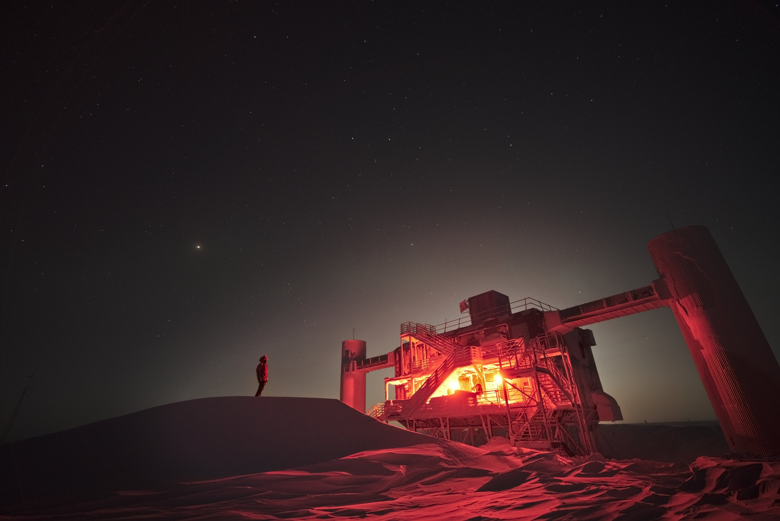IceCube Neutrino: Observatory That Hunts Most Elusive ...Icecube Neutrino Observatory Core