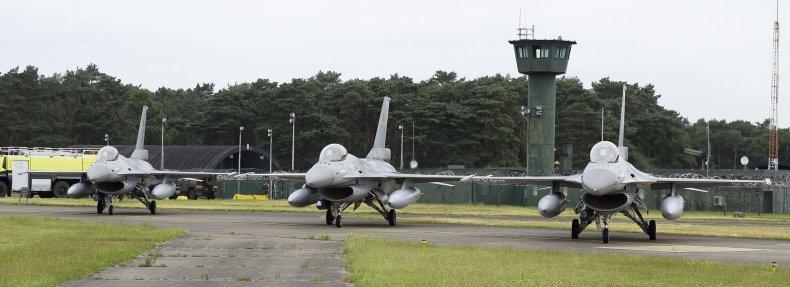 Kleine Broge base in Belgium