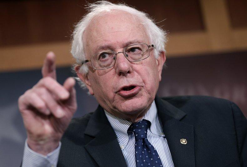 Sen. Bernie Sanders (I-VT) Speaks Against GOP's Plan For Social Security And Medicare