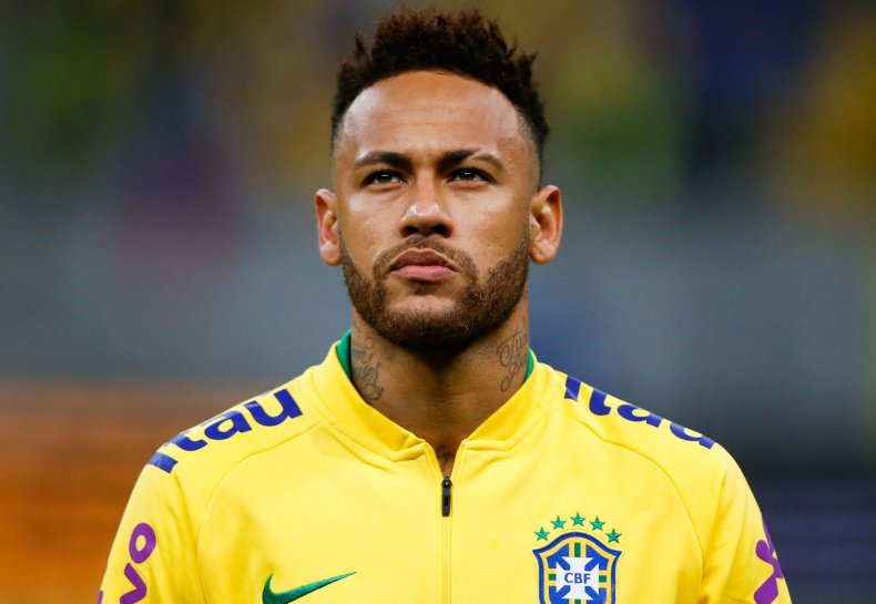 Neymar, Brazil