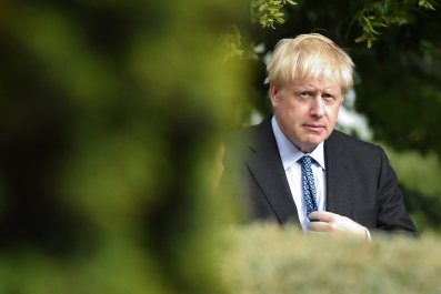 Boris Johnson New York City U.S. Citizen
