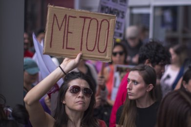metoo, Tarana Burke, gender equality,