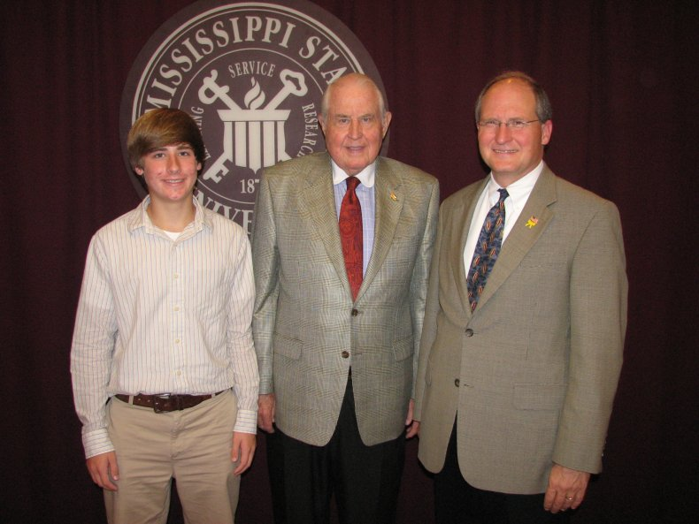 Waller Photograph Mississippi State University