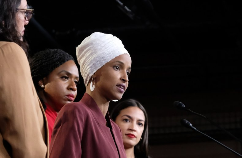 Ilhan Omar Fox News Laura Ingraham