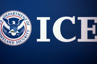 Immigration and Customs Enforcement Seal