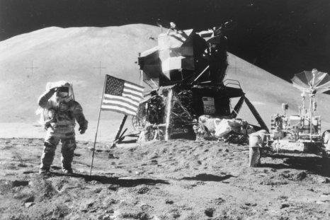 Apollo 15, moon, James Irwin