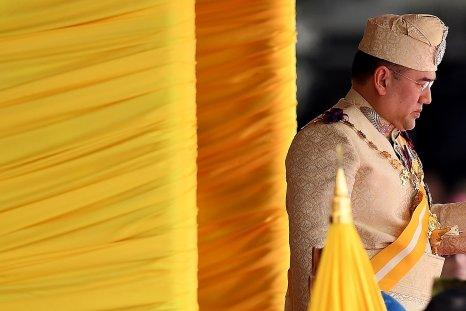 Malaysia King, Divorce
