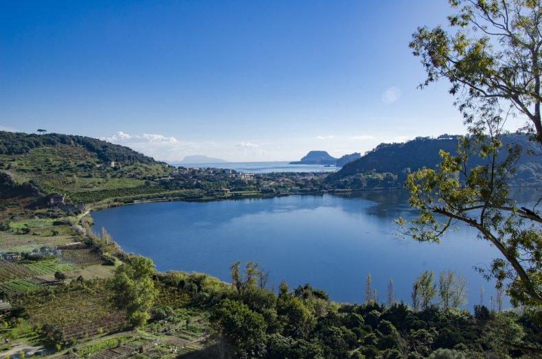 Pozzuoli Bay